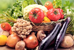 ご両親が育てられたお野菜 イメージ写真