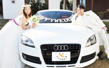 戸田様ご夫妻