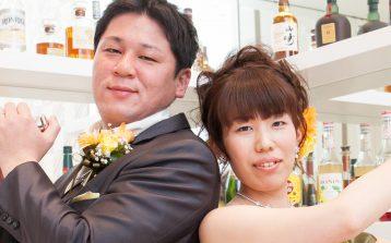 鶴田様ご夫妻