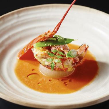 【料理満足度No,1】オマール海老×和牛フィレのフルコース試食会