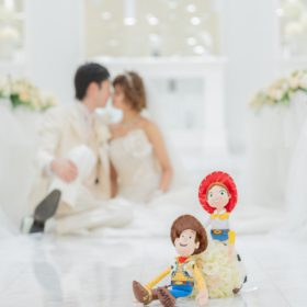 TOY STORY  WEDDING