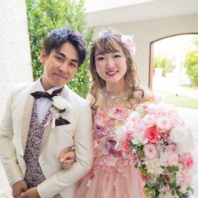 夢だった結婚式~憧れの花嫁~