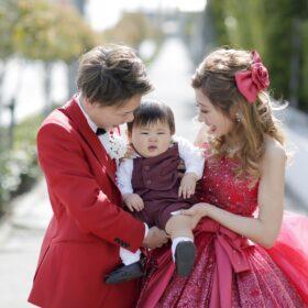 Familyphoto♡~憧れの前撮り編~